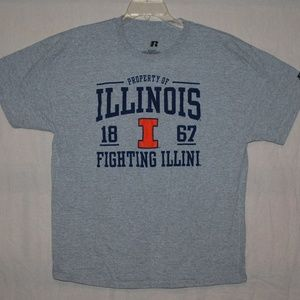 Fighting Illini T-Shirt Adidas